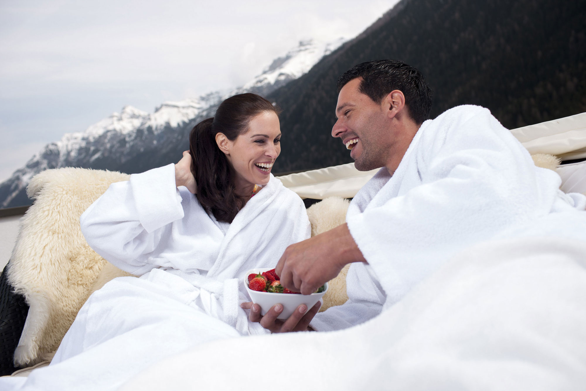 Spa holiday in the Stubai Valley – Relaxation at the Alpenhotel Kindl
